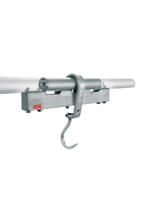 ADE Rohrbahnwaage Serie RBW mit Anzeigegerät STAN 07 (eichfähig)