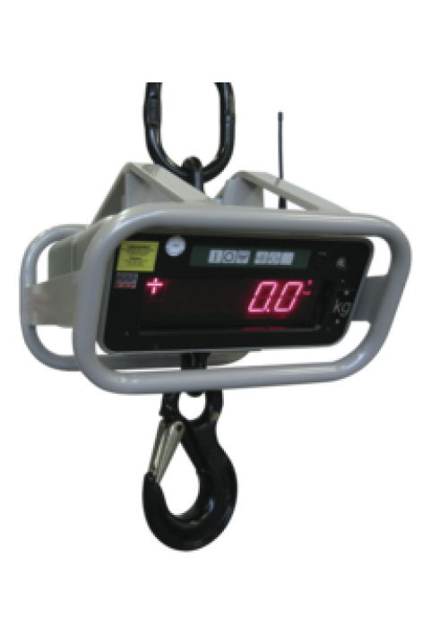 EHP Digital-Kranwaage LK / LKe mit Rammschutz, eichfähig