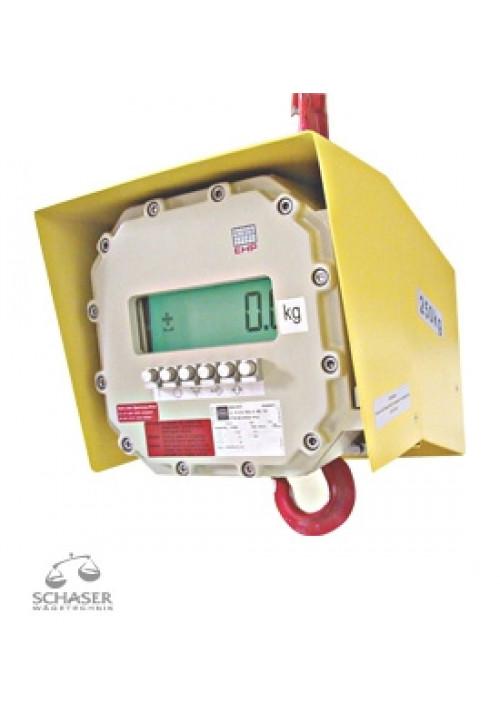 EHP Digitalkranwaage für den Einsatz im Ex-Bereich