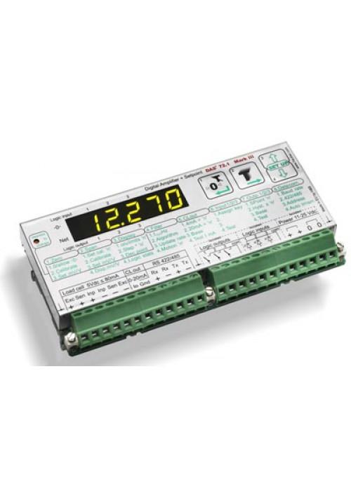 Flintec Wäge-Indikator Typ DAS 72.1