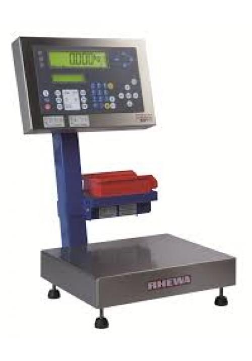 Rhewa Elektronische Zähl-Wäge-Anlagen 83-036 - EG-eichfähig Klasse III